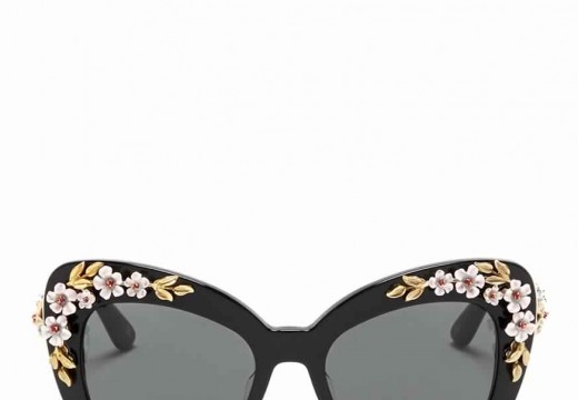 Lunettes de soleil Dolce & Gabbana oversized