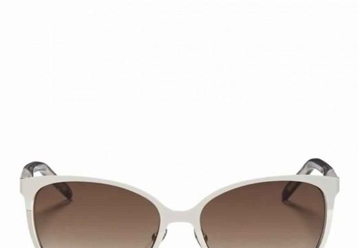Lunettes de soleil Gucci bicolore