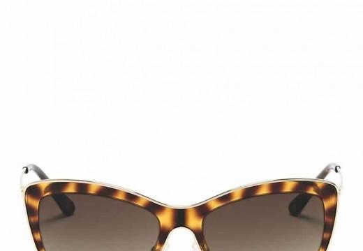 Lunettes de soleil carrées Valentino